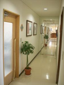 ちば鷹歯科医院 院内風景